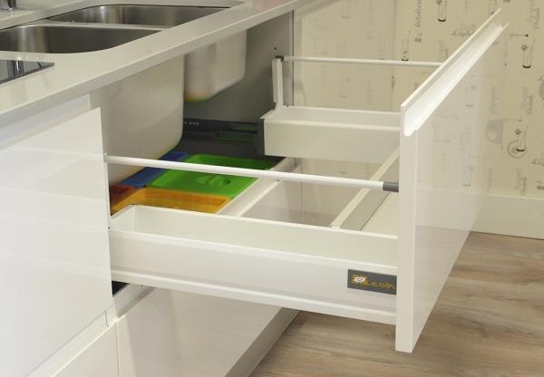 Accesorios en proyecto zero muebles de for Cocinas puntocom