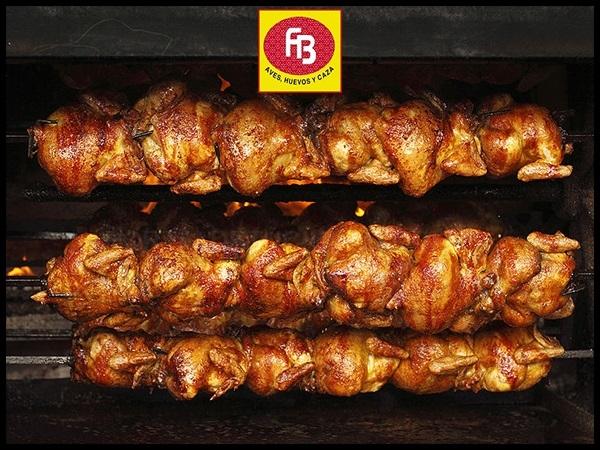 Venta al por mayor de pollos en la sierra de madrid, Venta al por mayor de pollos en madrid