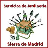 Servicios de Jardinería Sierra de Madrid