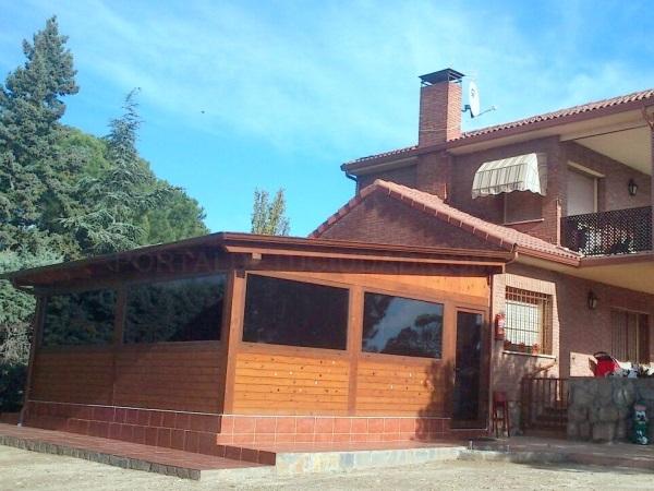 Toldos Porches Pergolas en la sierra de Madrid