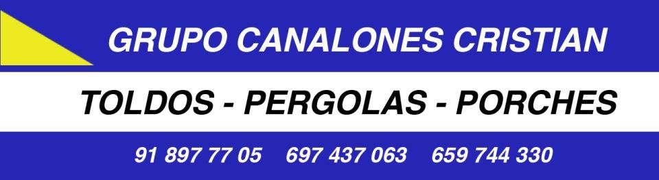 Grupo Canalones Cristian Toldos- Pergolas - Porches