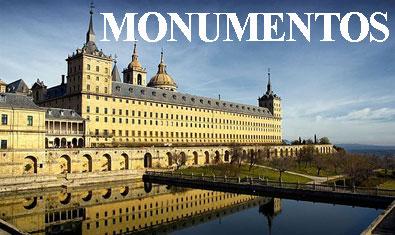 Monumentos en la Sierra de Madrid
