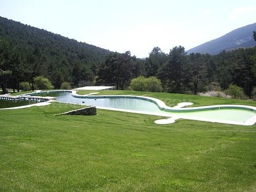 Piscinas naturales de cercedilla rincones con encanto for Las mejores piscinas municipales de madrid