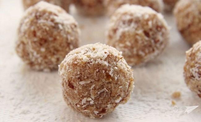 ¿Quieres tomar unos deliciosos bombones sin azúcar con muchísimas propiedades nutricionales?