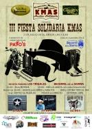 Fiesta solidaria organizada por KMAS en Becerril de la Sierra
