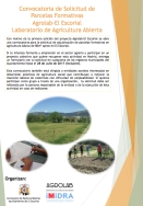 Se pone en marcha un programa de formación en agricultura: AGROLAB