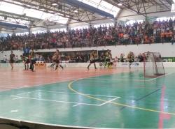 El Ayuntamiento felicita al Floorball Escorial por su reciente título de Liga