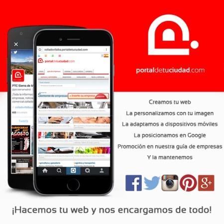 DISEñO WEB EN LA SIERRA DE MADRID