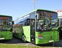 Nueva parada de autobús en Colonia España