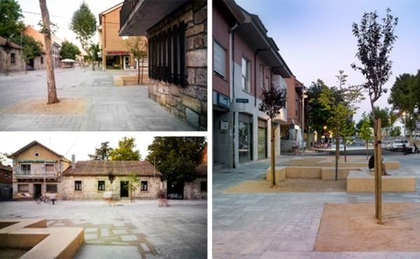 El proyecto de peatonalización de la calle Real premiado por el Colegio de Arquitectos