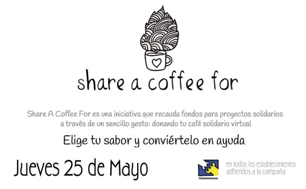 Share a Coffee For