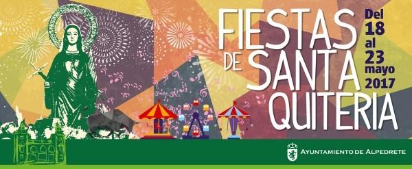 FIESTAS DE SANTA QUITERIA 2017