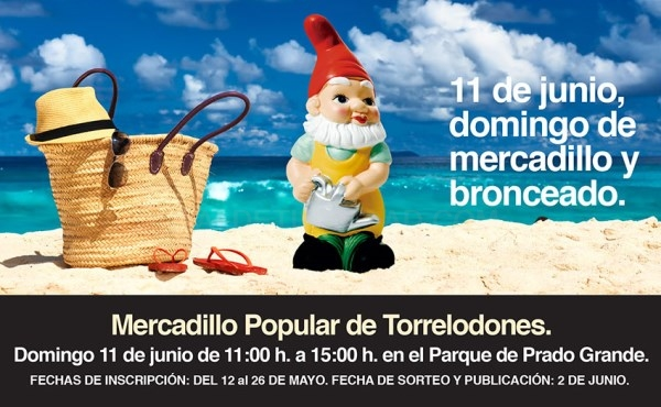 MERCADILLO POPULAR EN TORRELODONES