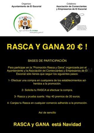 CAMPAñA 'RASCA Y GANA'