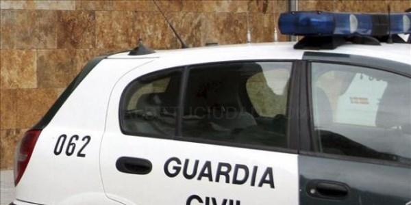 DETENIDA UNA PERSONA POR PRESUNTOS DELITOS CONTRA LA SALUD PúBLICA Y VIOLENCIA DE GéNERO