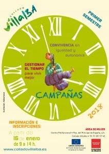LA PROGRAMACIóN DEL ÁREA DE MUJER APUESTA POR LA FORMACIóN, LA SALUD,  LA AUTONOMíA Y EL DESARROLLO PERSONAL