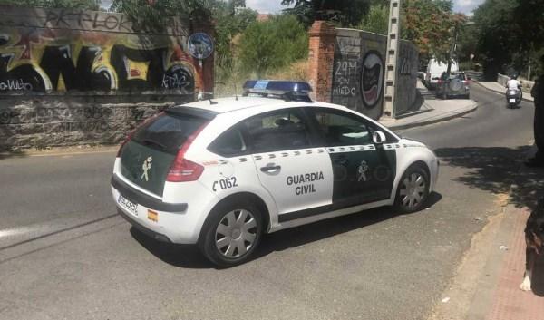 Cuatro encapuchados asaltan un chalé en El Escorial y amordazan a sus víctimas