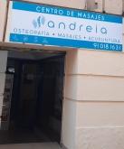 Centro de fisioterapia Andreia, servicio a domicilio