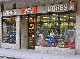 Bodegas Ortega, Vinos y Licores