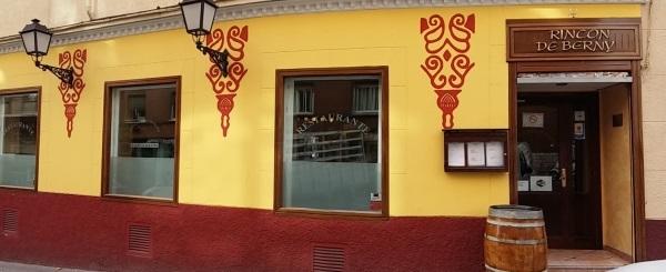 Restaurante en Retiro. Rincón de Berny