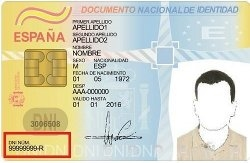 Ya se puede pagar telemáticamente las tasas por la expedición del DNI y del Pasaporte