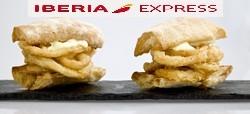 La gastronomía madrileña viaja a Nápoles con Iberia Express