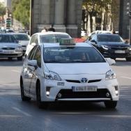 Nueva Ordenanza del Taxi para una flota baja en emisiones