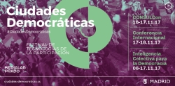 Ciudades Democráticas, 60 ciudades para avanzar en participación ciudadana