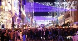 medidas especiales de tráfico en Navidad