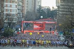 42.000 personas cerrarán el calendario deportivo madrileño en La San Silvestre Vallecana