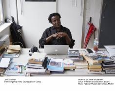 El Museo Nacional Thyssen-Bornemisza presente 'Purple', una vídeo-instalación inmersiva del galardonado artista y cineasta británico John Akomfrah