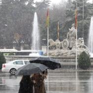 Refuerzo en hora punta de las medidas de gestión del tráfico por previsión de lluvia