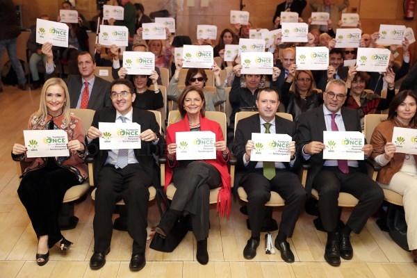 La Fundación ONCE de Atención a Personas con Sordoceguera (FOAPS) celebra 10 años de labor en la Comunidad de Madrid