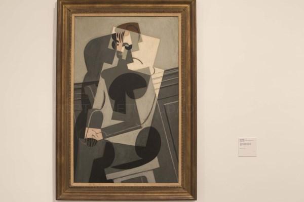 El Museo Reina Sofía incorpora 38 obras cubistas de la Colección de Arte de Telefónica.