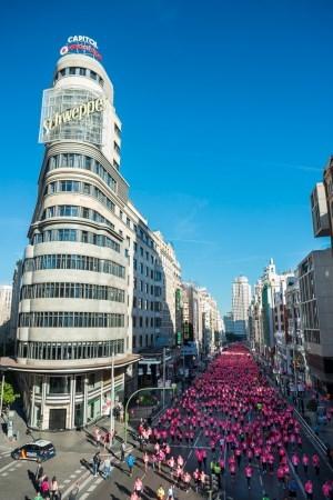 CARRERAS EN MADRID