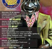 III Blues Festival La Herradura 2016
