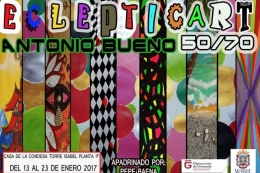 """Exposición de Arte Moderno """"Eclepticar"""""""