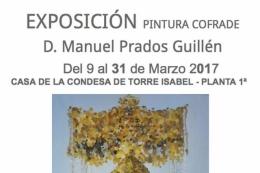 Exposición Pintura Cofrade D. Manuel Prados Guillén