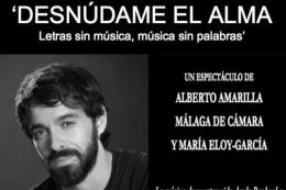 """""""Desnúdame el alma Letras sin música, música sin palabras"""""""