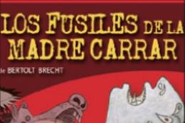 """XXV EDICIÓN DE TEATRO AFICIONADO """"LOS FUSILES DE LA MADRE CARRAR"""""""