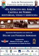 «El Ejército del Aire y Castell de Ferro: historias, vidas y servicio»