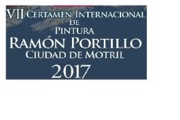 EXPO. VII EDICIóN DEL CERTAMEN INTERNACIONAL DE PINTURA RAMóN PORTILLO CIUDAD DE MOTRIL