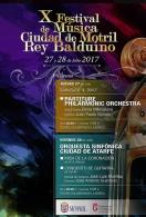 X Festival de Música Ciudad de Motril Rey Balduíno