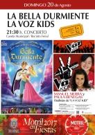 La Bella Durmiente La Voz Kids