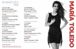 Concierto María Toledo