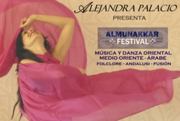 ALEJANDRA PALACIO ALMUNAKKAR FESTIVAL