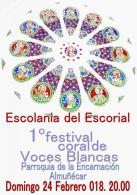 FESTIVAL CORAL DE VOCES BLANCAS