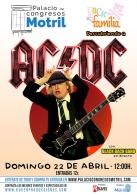 "ROCK EN FAMILIA ""DESCUBRIENDO A AC/DC"""