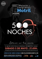 500 NOCHES, Sabina en las venas