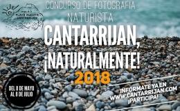 Certamen de fotografia naturista Playa Cantarriján Almuñécar